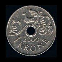 Норвежская_крона_2000